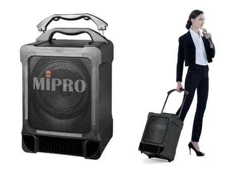 Paket Wifi Portable speaker portable wireless mipro ma 707 paket sound