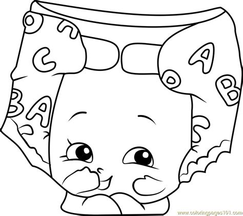 coloring pages of baby shopkins nappy dee shopkins coloring page free shopkins coloring