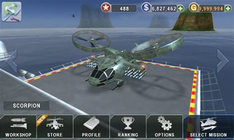 cara mod game gunship battle game gunship battle helicopter 3d mod hack apk v1 8 9