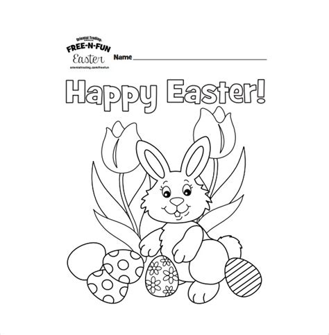 coloring book pdf format 16 easter colouring pages free sle exle format