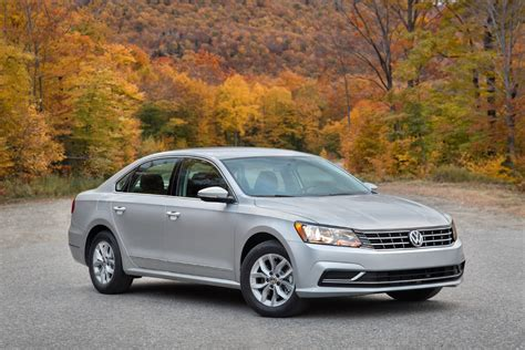 Volkswagen Passat 1 8t by 2018 Volkswagen Passat 1 8t Automatic Review Auto Car Update