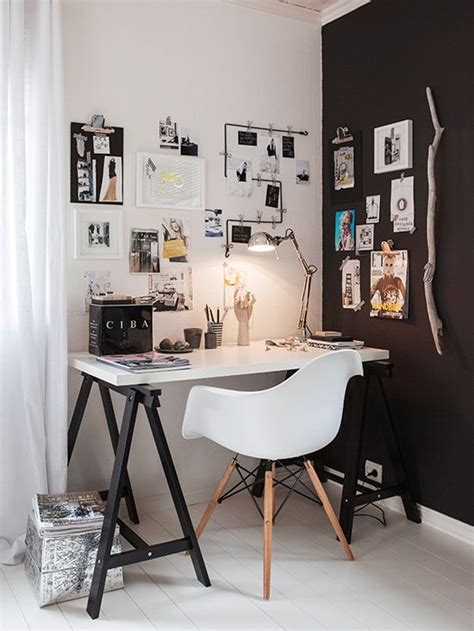 home office inspiration sunday decor black and white home office inspiration m