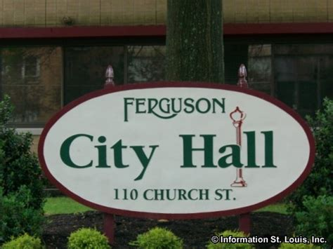 ferguson missouri in zip code 63135