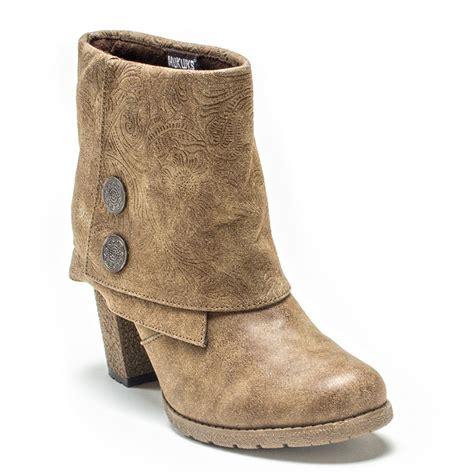 muk luks boots muk luks chris s boot ebay