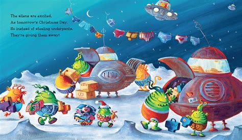 aliens love panta claus aliens love panta claus book by claire freedman ben cort official publisher page simon