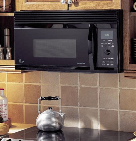 ge profile spacemaker convectionmicrowave oven