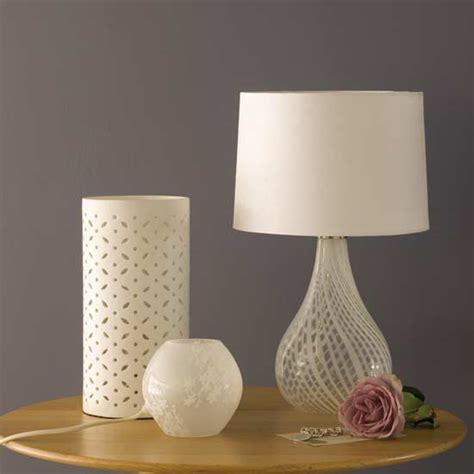 Different types of bed side lamps