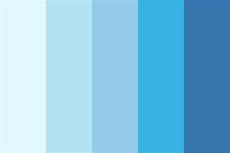 blue color palette mega charizard color palette