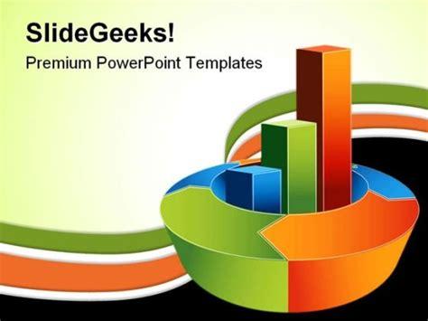 Bar Chart Business Powerpoint Template 0910 Powerpoint Themes Free Powerpoint Bar Chart Templates