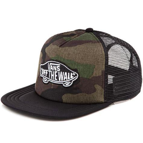 Vans Trucker Hat vans classic patch trucker plus hat