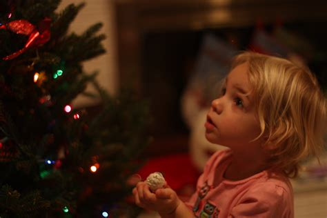 a child at christmas these days of mine