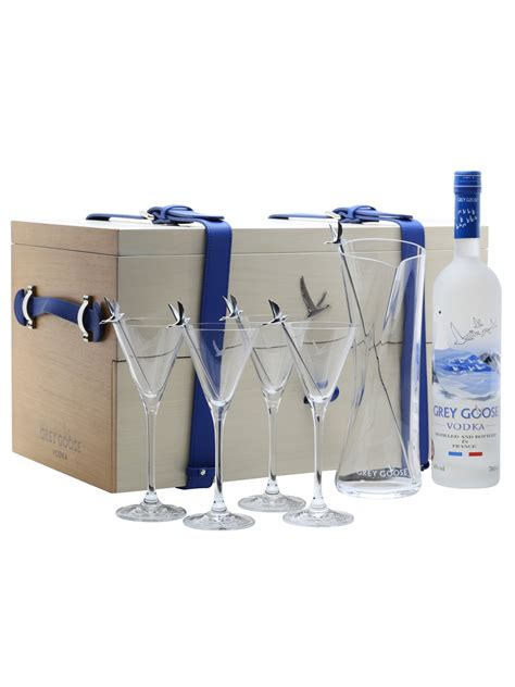 grey goose gifts grey goose explorer edition martini gift set buy from