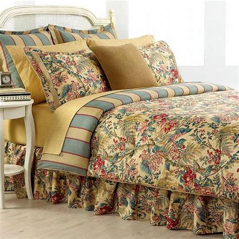 ralph lauren tangier king comforter bed in a bag set red