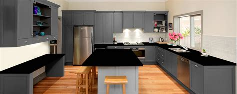 Kitchen Cabinets New by Grey Granite Kitchen Granite Tops Uk