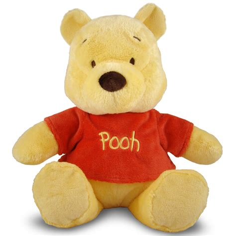 stuffed animal winnie the pooh 9 plush disney baby