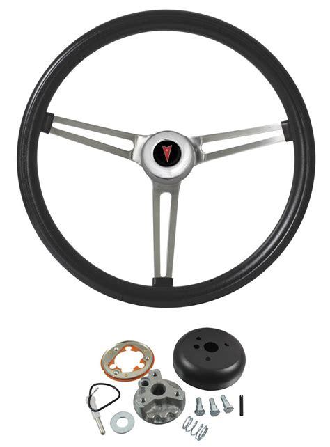 Pontiac Steering Wheel 1967 68 Lemans Steering Wheel Classic Pontiac By Grant