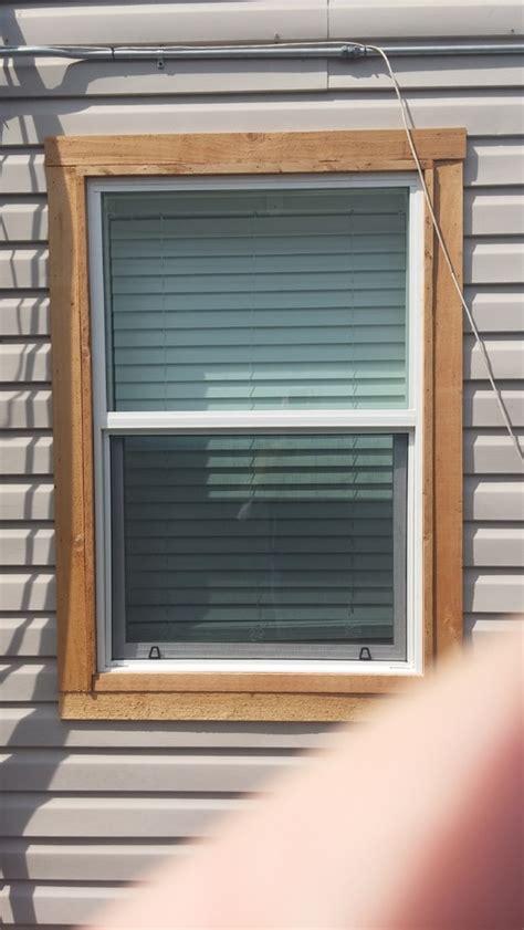 stain color  cedar trim  taupe house