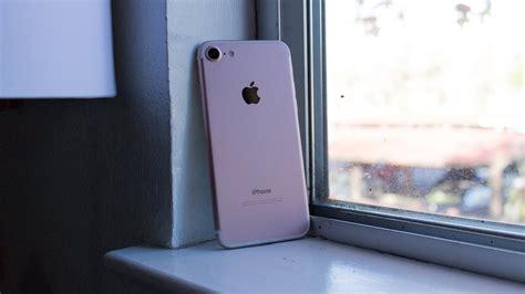 Iphone 7 128gb Gold Mulus Fullset review apple iphone 7 128gb gold