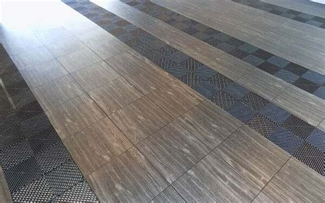 We Review Swisstrax Flooring's Stunning New Garage Tiles