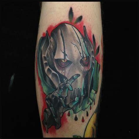 art junkies tattoo color general grievous gary dunn junkies