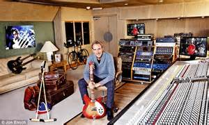 Barn Made Into A House My Haven Mike Rutherford The Musician And Founder Of