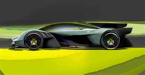 Aston Martin Valkyrie Specs by Aston Martin Valkyrie Amr Pro Revealed In Pictures By Car
