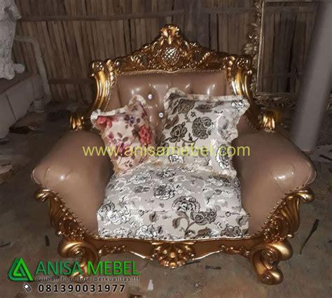 Jual Kursi Tamu Antik sofa tamu mewah antik satu set anisa mebel furniture