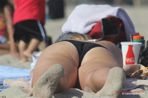 Creepshots Candid Beach Crotch