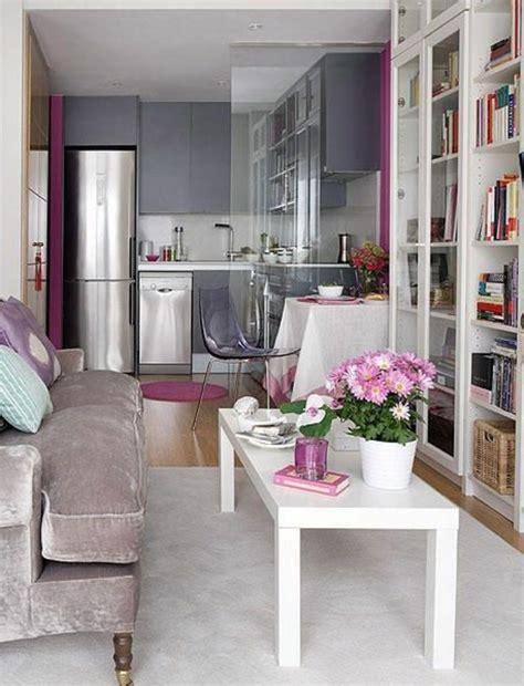 Cuisine Violet Et Gris by 83 Photos Comment Am 233 Nager Un Petit Salon Archzine Fr