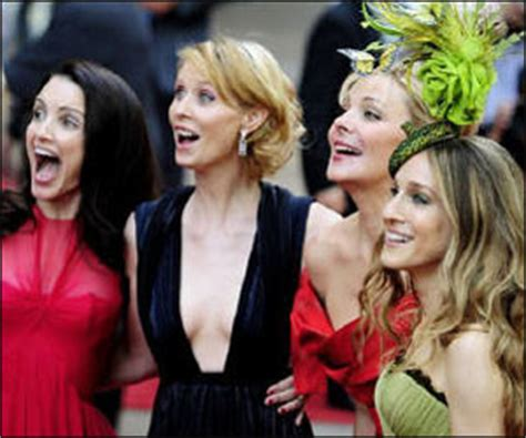 Producers Of Satc Are Shooting by Miley Cyrus Liza Minnelli To Appear In The City