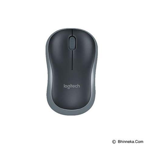 Mouse Wireless Logitech Bhinneka jual logitech wireless mouse m185 910 002255 grey murah bhinneka
