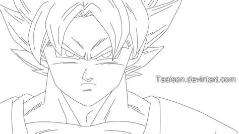 imagenes para dibujar faciles a lapiz de goku dibujos de goku faciles de dibujar imagui