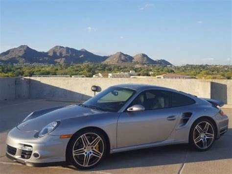 porsche 911 turbo for sale by owner used 2007 porsche 911 for sale by owner in rock az 85245