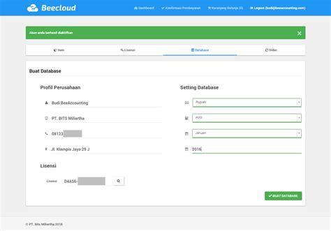 membuat database perusahaan dengan mysql cara membuat database perusahaan beecloud