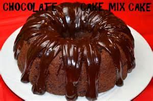 triple chocolate cake mix recipe