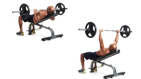 upper bench press incline bench press men s fitness