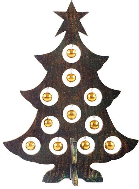 weihnachtsbaum aus holz weihnachtsbaum christbaum albesia holz 40 cm afrika deko