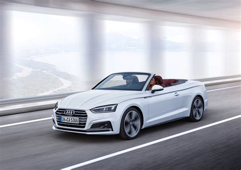 Audi Cabrios by 2018 Audi Rs5 Cabriolet Rendered Autoevolution