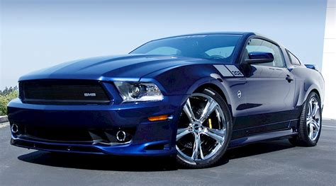 blue saleen mustang kona blue 2012 saleen sms 302 ford mustang coupe