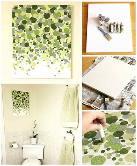 nice diy bathroom wall art images the wall art decorations 35 fun diy bathroom decor ideas you need right now