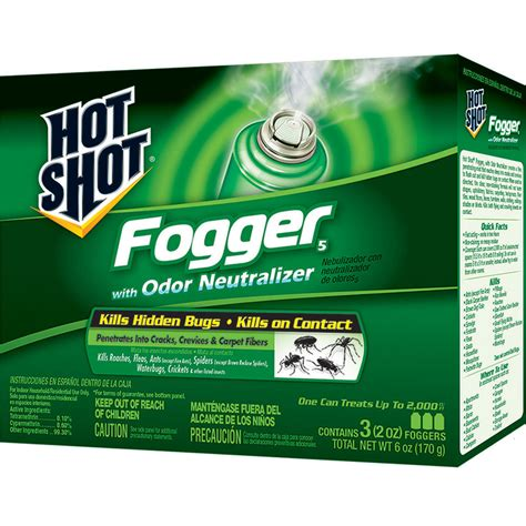 bed bug fogger bed bugs fogger hot shot bed bug and flea killer 2 oz