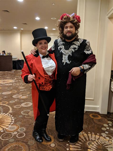 greatest showman couples costume pt barnum