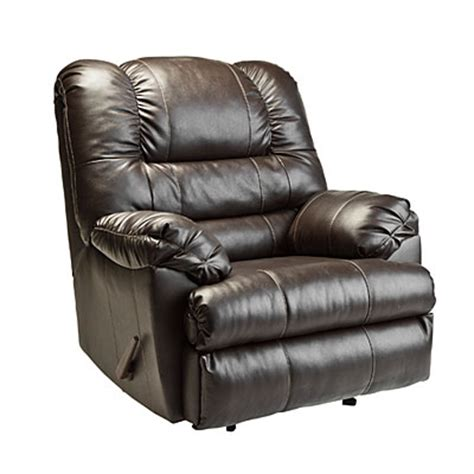 simmons 174 lowell espresso rocker recliner big lots