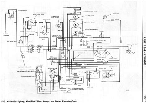 64 ford falcon wiring diagram wiring diagrams image free gmaili net 1964 ranchero wiring diagrams