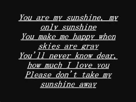 my lyrics original you are my original song