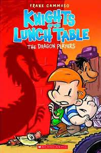 Knights Of The Lunch Table Knights Of The Lunch Table Vol 2 The Dragon Players