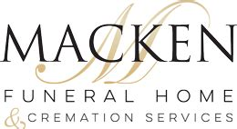 macken funeral home cremation services rochester mn