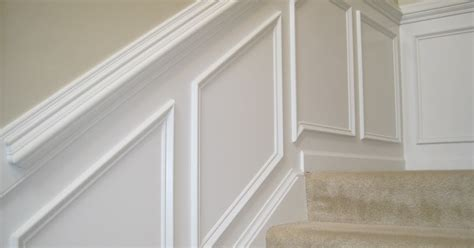 install beadboard paneling designed to dwell tips for installing chair rail