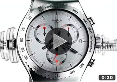 Swatch Rosso Fuoco Yvm401 swatch irony chrono watches steel watches with chronometer