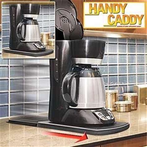 handy caddy sliding kitchen under cabinet appliance moving home kitchen kitchen dining storage organization kitchen